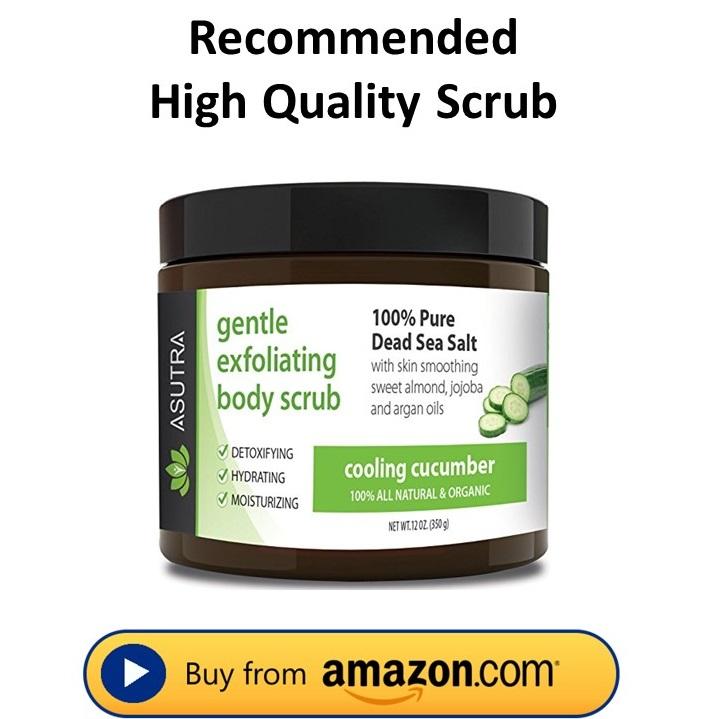 anti cellulite scrub