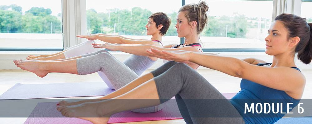 Module 6: Exercises that Get Rid of Cellulite