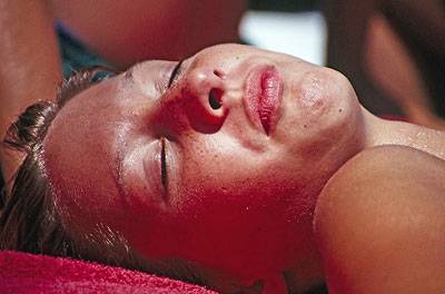 Avoid Staying Out in the Sun (UV)