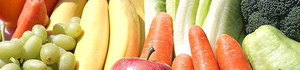 Eat Fresh Fruit and Vegetables in Your Anti Cellulite Diet