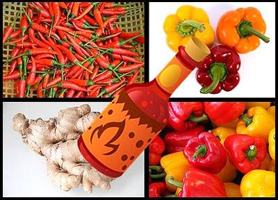 Spicy Foods Can Help Reduce Cellulite