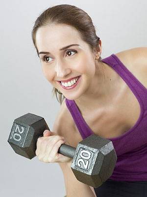 Regular Exercise Tones Muscle and Reduces Fat