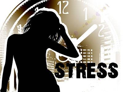 Stress Can Increase Cellulite Formation