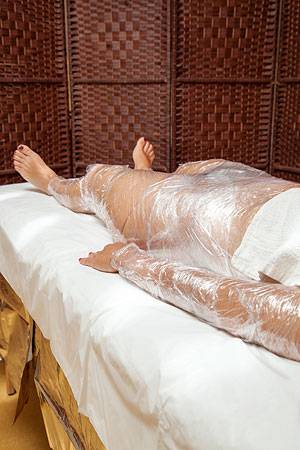 Anti Cellulite Full Body Wrap